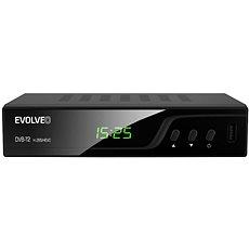 EVOLVEO OMEGA T2 - DVB-T2 Receiver