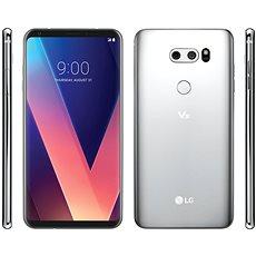 LG V30 Cloud Silver - Handy