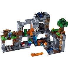 LEGO Minecraft 21147 Abenteuer in den Felsen - Baukasten