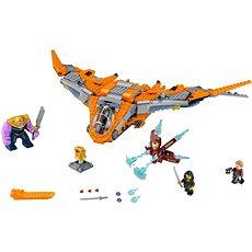 LEGO Marvel Super Heroes 76107 Thanos: Das ultimative Gefecht - Baukasten