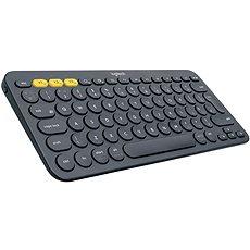 Logitech Bluetooth Multi-Device Keyboard K380 dunkelgrau - Tastatur