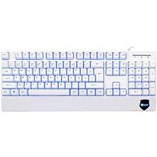 C-TECH KB-104W Computertastatur weiß - Tastatur