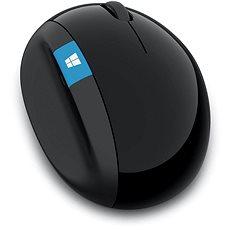 Sculpt Microsoft Wireless Ergonomic Mouse, schwarz - Maus