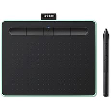 Wacom Intuos S Bluetooth Pistachio - Grafisches Tablet