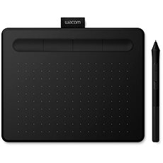 Wacom Intuos S Bluetooth Black - Grafisches Tablet