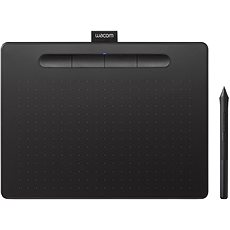 Wacom Intuos M Bluetooth Black - Grafisches Tablet