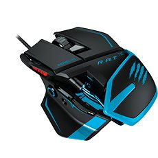 Mad Catz R.A.T. TE Maus - Gaming-Maus