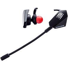 Mad Catz ES PRO + schwarz - Kopfhörer mit Mikrofon