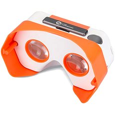 I AM CARDBOARD DSCVR orange - VR-Brille