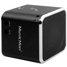 TECHNAXX MusicMan Mini Schwarz - Kabelloser Lautsprecher