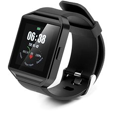 Technaxx TrendGeek Smartwatch TG-SW2HR - Smartwatch
