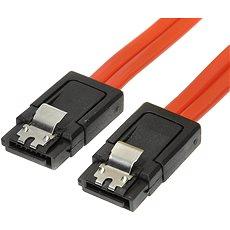Daten auf Festplatte SATA 3.0 1xHDD, 0.5m, Verriegelungen - Datenkabel