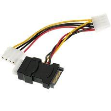 """ROLINE Verbindungskabel SATA -> 3 x 5.25"""", 0.15 m - Datenkabel"""