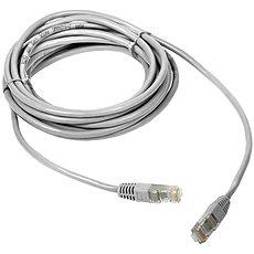DATACOM Patch cord UTP CAT5E 2m Weiß - Netzkabel