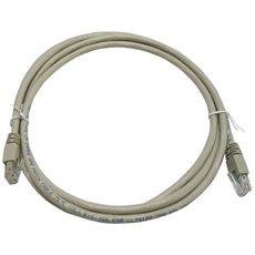 Datacom CAT5E UTP grau 2m - Netzkabel