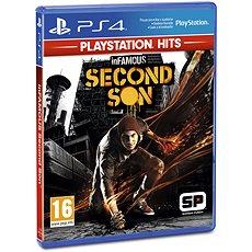 PS4 - inFAMOUS: Second Son - Konsolenspiel