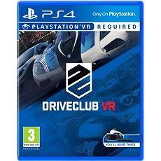 Driveclub VR - PS4 VR - Konsolenspiel