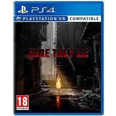 Here They Lie - PS4 VR - Konsolenspiel