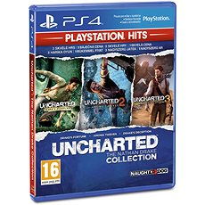 Uncharted: The Nathan Drake Collection PS4 - Konsolenspiel