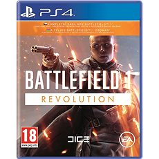 Battlefield 1 Revolution - PS4 - Konsolenspiel