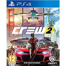 The Crew 2 - PS4 - Konsolenspiel