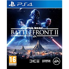 Star Wars Battlefront II - PS4 - Konsolenspiel