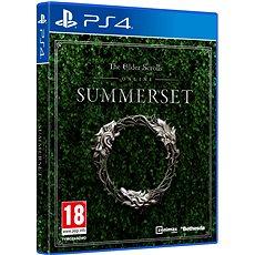 The Elder Scrolls Online: Summerset - PS4 - Konsolenspiel