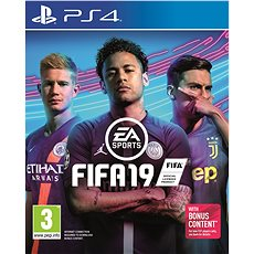 FIFA 19 - PS4 - Konsolenspiel
