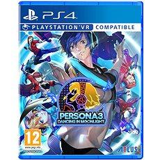 Persona 3: Dancing in Moonlight - PS4 - Konsolenspiel