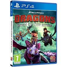 Drachens: Dawn of New Riders - PS4 - Konsolenspiel