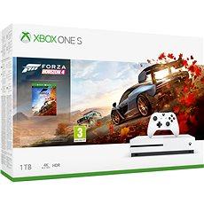 Xbox One S 1 TB + Forza Horizon 4 - Spielkonsole