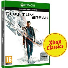 Quantum Break - Xbox One - Konsolenspiel