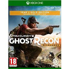 Tom Clancys Geisterrecon: Wildlands Gold Edition Jahr 2 - Xbox One - Konsolenspiel