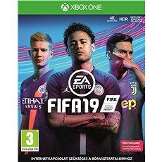 Fifa 19 - Xbox One - Konsolenspiel