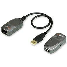 ATEN USB 2.0-Extender für Cat5 / Cat5e / Cat6 bis zu 60 m - Extender