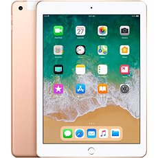 iPad 32GB WiFi Cellular Gold 2018 - Tablet