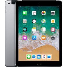 iPad WiFi + Cellular 128 GB - Space Grau 2018 - Tablet