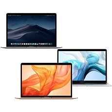 "MacBook Air 13 ""Retina ENG Silber 2018 - MacBook"