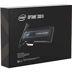Intel SSD 900p 480 GB PCIe - SSD Disk