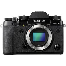 Fujifilm X-T2 Schwarz - Digital-Kamera
