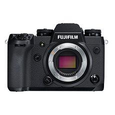 Digitalkamera Fujifilm X-H1 Körper schwarz - Digitalkamera