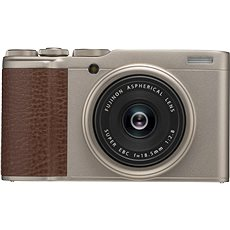 FUJIFILM FinePix XF10 Gold - Digitalkamera