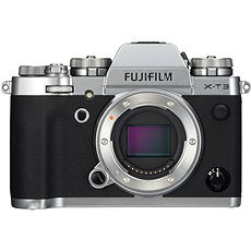Fujifilm X-T3 Body Silber - Digitalkamera