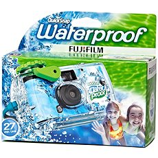 Fujifilm QuickSnap Marine 800/27 Unterwasserkamera - Einwegkamera