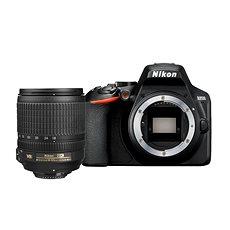 Nikon D3500 schwarz + 18-105mm VR - Digitalkamera