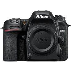 Nikon D7500 Body - Digitale Spiegelreflexkamera