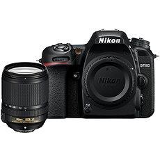 Nikon D7500 schwarz+ Objektiv 18-140mm VR - Digitale Spiegelreflexkamera