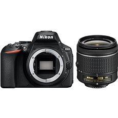 Nikon D5600 + 18-55 mm VR AF-P Set - Digitale Spiegelreflexkamera