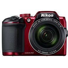 Nikon COOLPIX B500 Rot - Digitalkamera