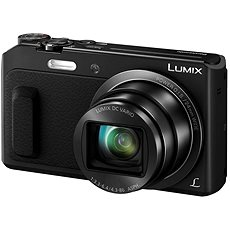 Panasonic LUMIX DMC-TZ57 schwarz - Digitalkamera